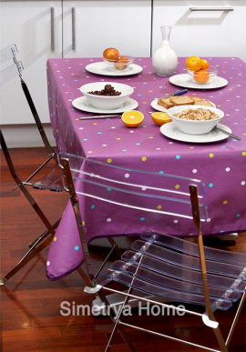 Table cloths Mojito Resinada