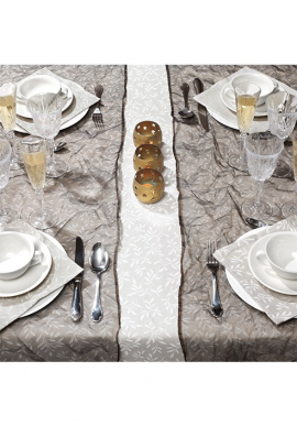 Table cloths Champagne