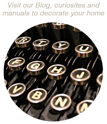 Visita nuestro Blog, novedades, curiosidades y manuales para decorar tu hogar