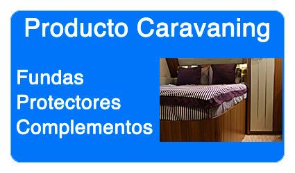 Productos y accesorios para caravanas, sabanas para caravanas